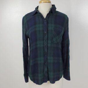 Rails Hunter Plaid Button Up Shirt